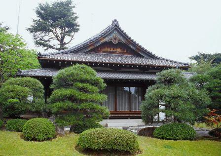Acheter du th vert japonais blog th passion - Maison japonaise en france ...