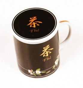 Tisanière déguster le thé