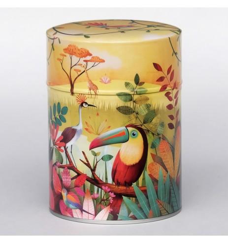 Boîte à thé Luxe - Toucan