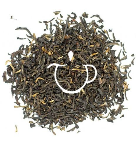 Thé noir bio golden yunnan