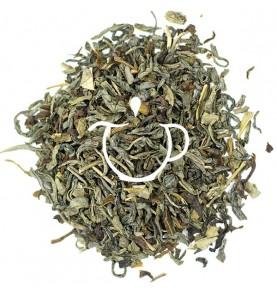 Thé vert Chao Qing Bio de Chine