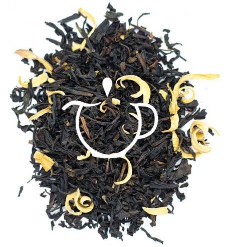 Thé noir Orange Aux Fleurs