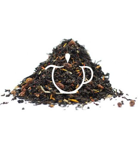 thé noir argousier