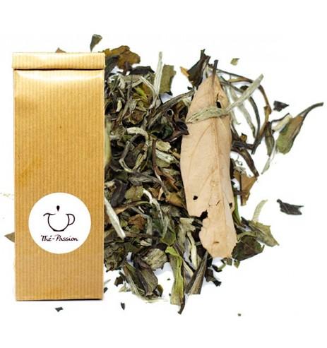 thé blanc lilly thé passion