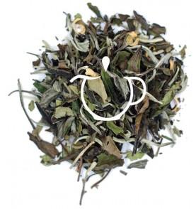 Thé blanc à la Fleur d'Oranger