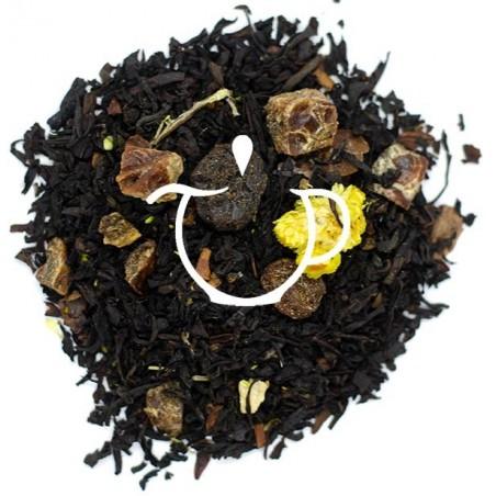 Thé noir bio Délices d'Orient