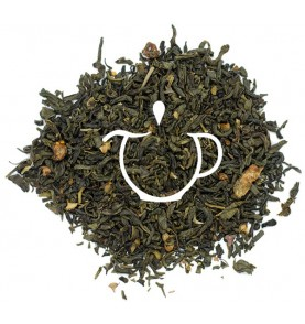 thé vert bio île perdue