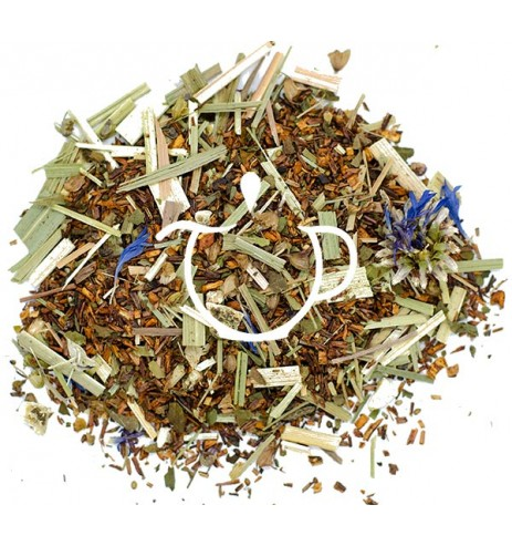 infusion ayurvedique herbe de tulsi citron