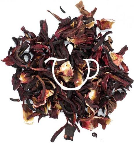 Fleurs d'Hibiscus Karkadé Bio