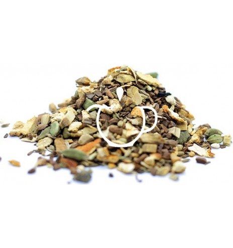 tisane Ayurvédique Anti-stress et digestion