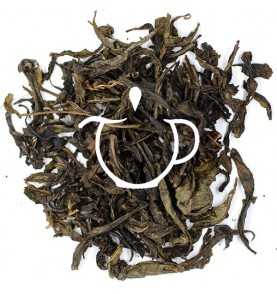 Thé Oolong Bio Wuyi Mountain Rock Oolong Chine