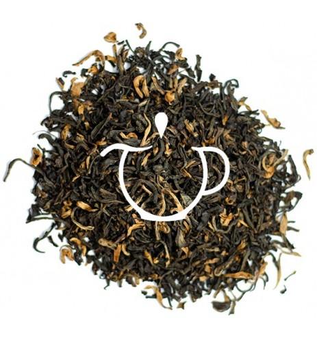 Thé Noir Assam Mangalam FTGFOP-1