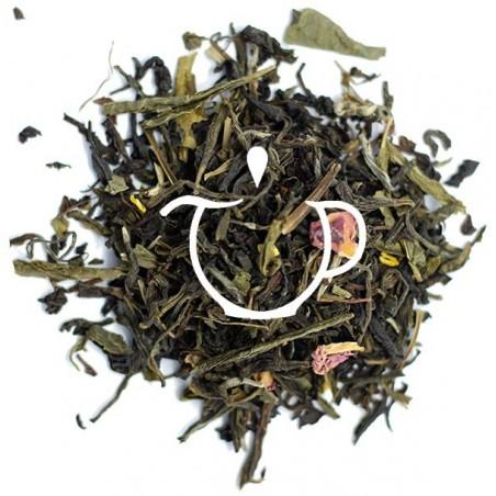 Thé vert chine quatre saisons