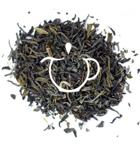 Thé vert de chine jasmin mandarin
