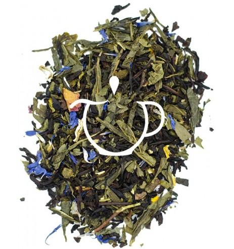 Thé Vert Thé Noir Zanzibar