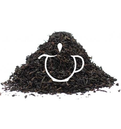 Thé Noir Chocolat et Menthe