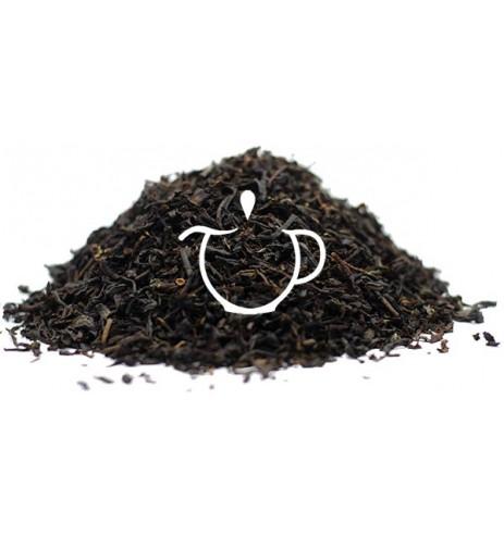 Thé noir parfum vanille caramel