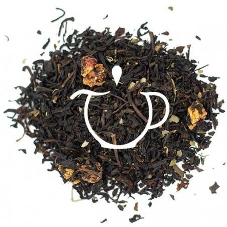 Thé Noir Fruits des Bois