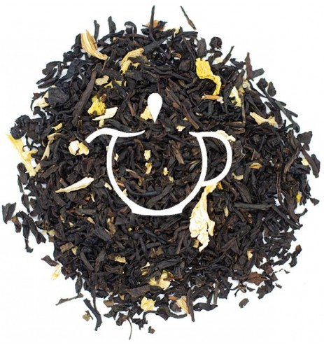 Thé Noir Mangue