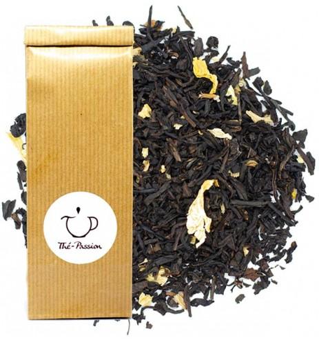 Thé Noir parfum Mangue