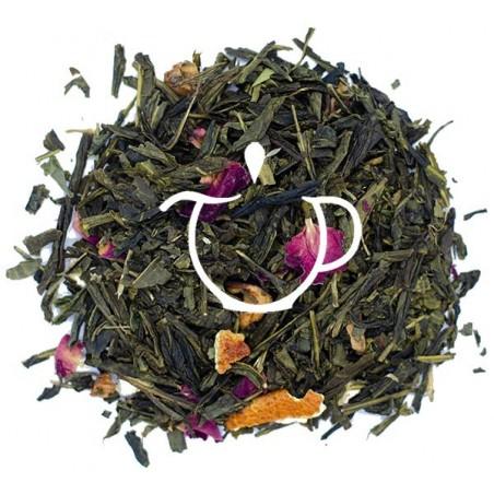Thé Vert au coin du feu Sencha