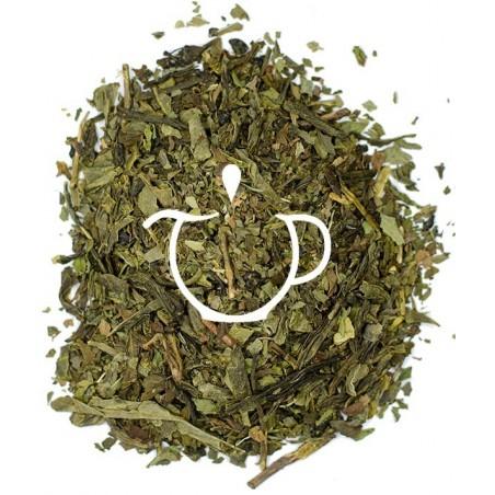 thé vert menthe oasis bio