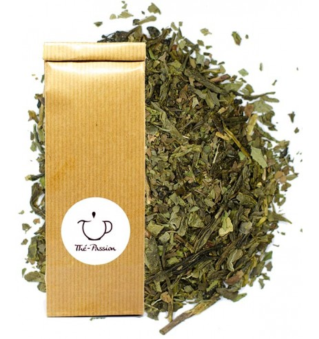 thé menthe oasis bio