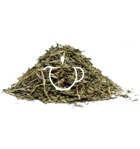 thé vert menthe oasis