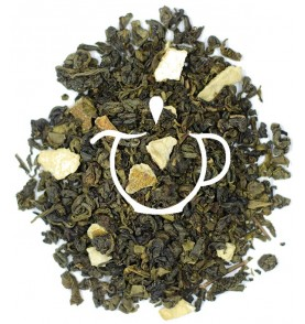 Thé Oolong Bio Orange