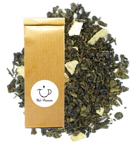 Thé Oolong Orange