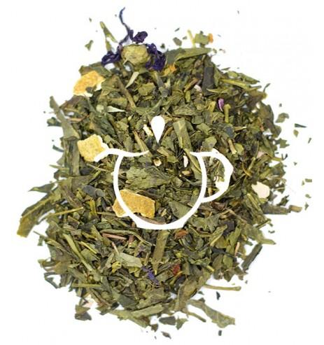 Thé vert bio balade au tibet