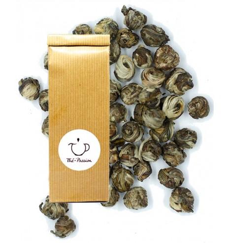 Thé blanc Jasmin Perles de Jade