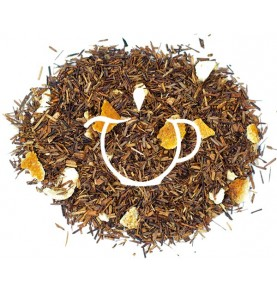 Thé Rouge Rooibos orange