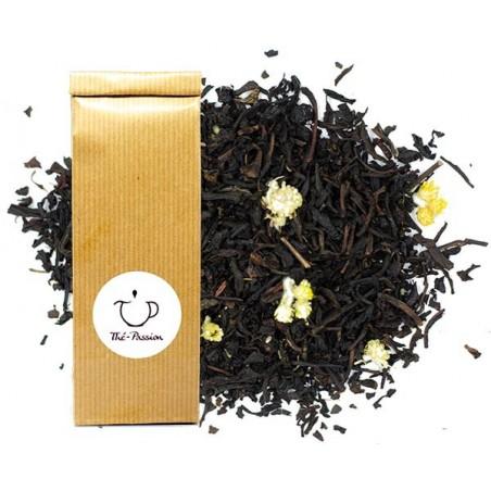 Thé Noir parfum Réglisse