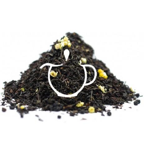Thé Noir au Réglisse