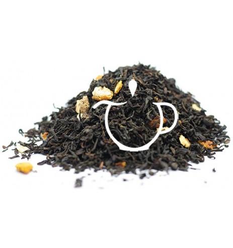Thé Noir parfumé Citron