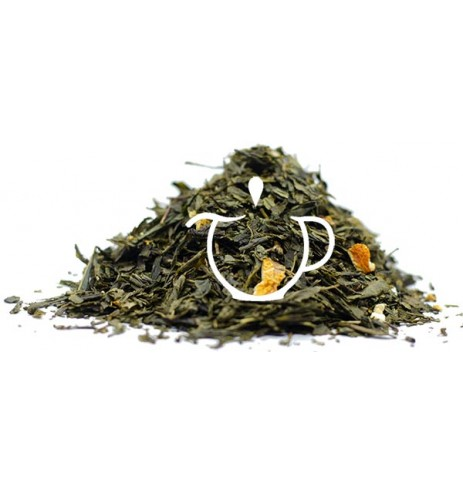 Thé Vert parfum Orange