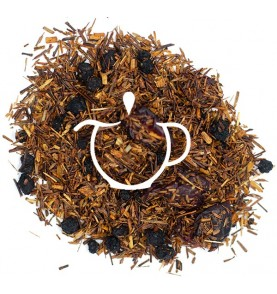 Thé Rouge Rooibos Minceur Fruits Sauvages