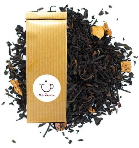 Thé Noir parfum Pomme