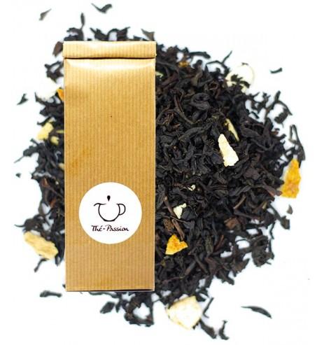 Thé Noir parfum Pamplemousse