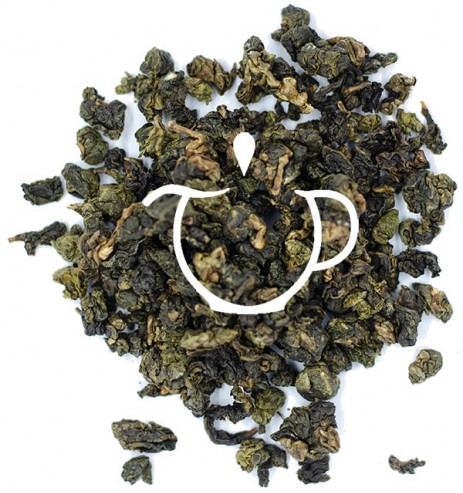 Thé Oolong de Chine Ti Kuan Yin d'Or