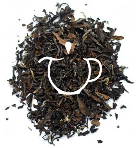 Thé Oolong Wu Long Formose Fancy Dragon Noir