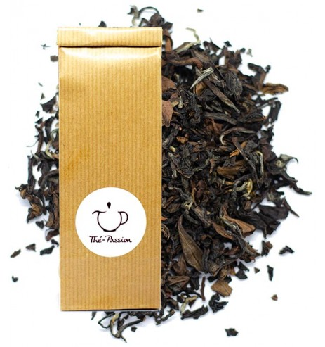 Thé Oolong Formose Fancy Dragon Noir