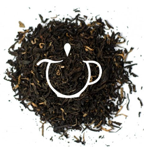 Thé Noir Assam Halmari TGFOP