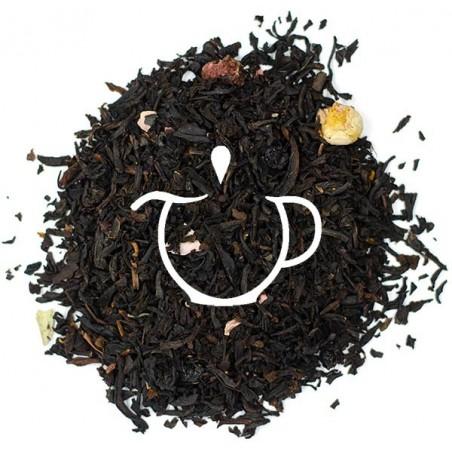 Thé noir bio fruits des bois