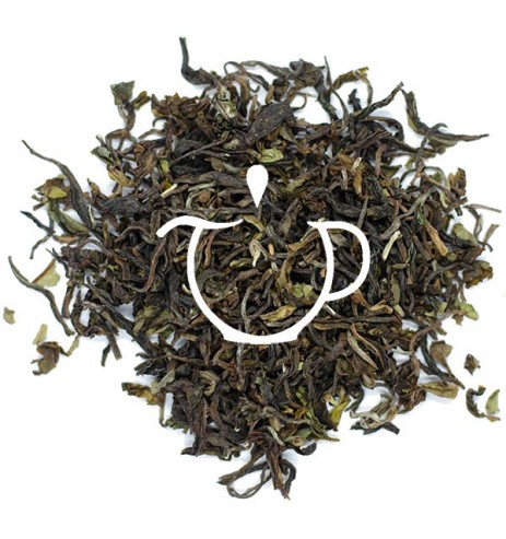 Thé Noir Bio Darjeeling Orange Valley