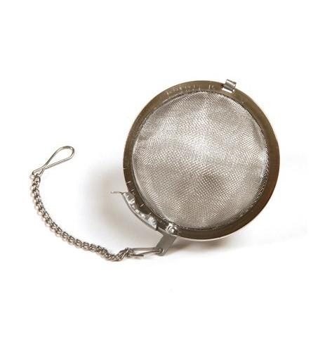 Boule à thé métal très grand format 7,5 cm