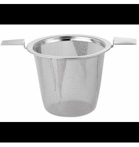 Filtre à thé métal universel avec 2 anses