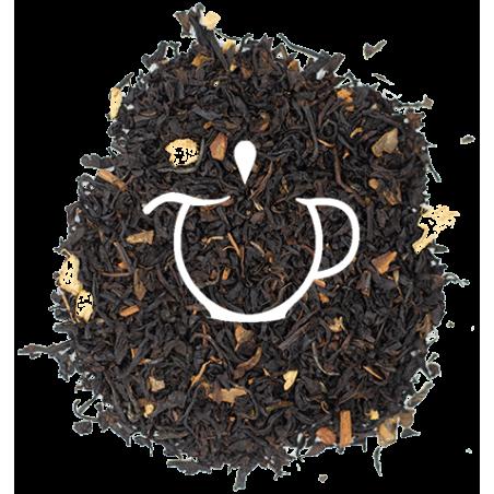 Thé Noir Gandhara à la cannelle