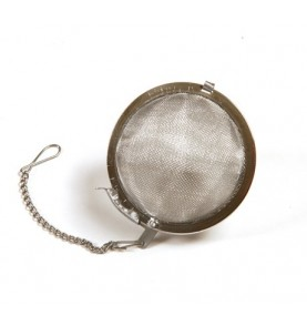 Boule à thé métal moyen format diamètre 5cm